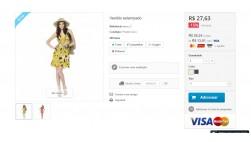 Módulo Simulador de Pagamentos (Preço Parcelado) para PrestaShop