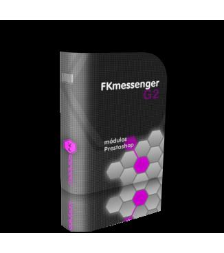 Módulo FKmessenger para PrestaShop