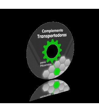 Módulo Complemento de Transportadoras para FKcorreios G2 para PrestaShop
